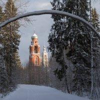 Дорога к Храму :: Светлана