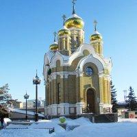 Церковь Иоанна Крестителя :: раиса Орловская