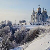 Во власти зимы :: Дарья Киселева