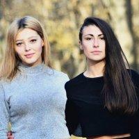 Инь-Янь :: Полина Зюбанова