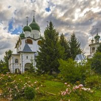 северная сторонка... :: Moscow.Salnikov Сальников Сергей Георгиевич