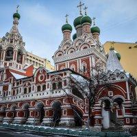 скрытые красоты города :: Олеся Семенова