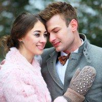 Зимняя свадьба :: Jany Starostina