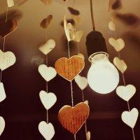 Бумажные сердечки :: Леся Орлова