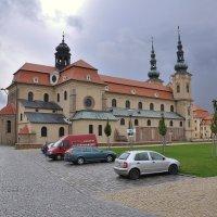 Велеградский монастырь(Чехия) :: Евгений Дубинский