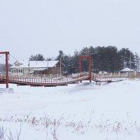 Зимой на Севере :: Светлана Ку