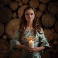 Свет свечи.. :: Анита Гавриш