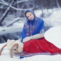 Зимнее :: Оксана Шаталина