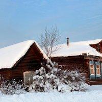 Домик в деревне :: Вячеслав Минаев