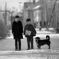 В нашем городке :: Валентин Кузьмин