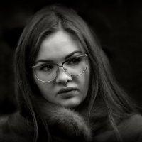 Незнакомка :: Юрий Гординский