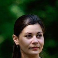 Оксана :: Полина Зюбанова