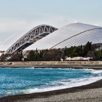 Олимпийский парк, Сочи. :: Лонли Локли