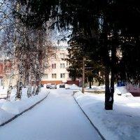 Белокуриха - курорт. :: Олег Афанасьевич Сергеев