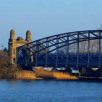 Мост через Эльбу :: Nina Yudicheva