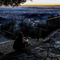 Evening in Tuscany :: Dmitry Ozersky