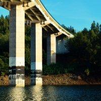 Мост, идущий в лес :: Karolina
