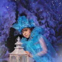 Зимняя сказка :: Нина Малиннина