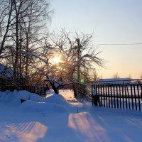 Красота зимы :: Катя Бокова