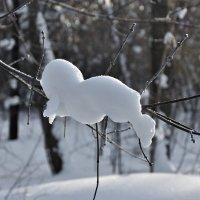 Снежные причуды :: Виктор Прохоренко