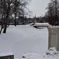 Лопухинский сад :: Юрий Тихонов