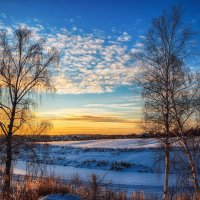 Зимняя прогулка :: Иван Анисимов