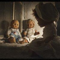 Из жизни кукол :: Evgeny Kornienko