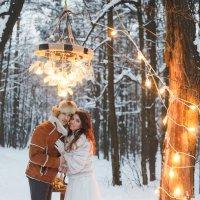 Лесная свадьба :: Лола Алалыкина