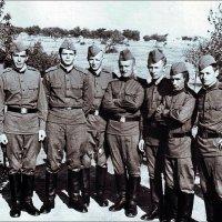 Студенты на переподготовке. 1971 год :: Нина Корешкова