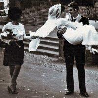 В надёжных руках. 1969 год :: Нина Корешкова