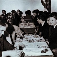 На выпускном вечере. 1966 год :: Нина Корешкова