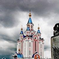 мой Хабаровск... :: сергей