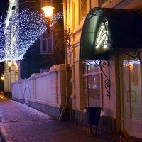 Ночной город :: Ирина Бархатова