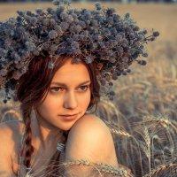 Русское поле :: Алексей Коровин