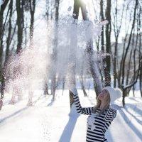 Зимнее настроение :: Дмитрий Русак