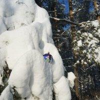 Снежный водопад :) :: nika555nika Ирина