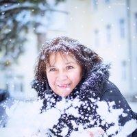 Зимние забавы! :: Юлия Романенко