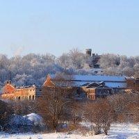 Заброшенный сахарный завод. :: Наташа Шамаева