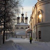 В городе древнем. :: Андрей Дурапов