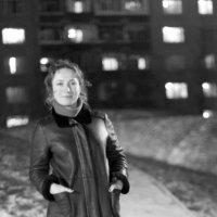 Вечер на районе! :: Илья Харламов