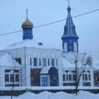 Свято-Покровская церковь в Докшицах Витебской области, Беларусь :: Наталья
