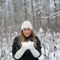 Зима :: Александра Гущина