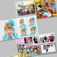 Фотокнига Один день в детском саду :: ehadeev Хадеев
