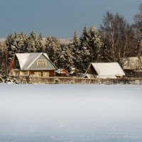 Тихая деревня :: Nadia Brusnikova
