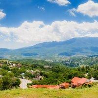 Горная деревня :: Алена Бадамшина