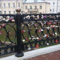 Мост молодоженов. :: Подруга Подруга