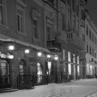 Ночной город_3 :: Владимир Л