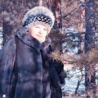Фото в лесу :: Дарья