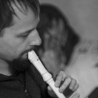 Флейтист :: Витя Ярмолинский