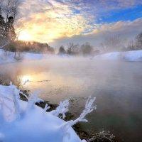 В тишине январского заката...4. :: Андрей Войцехов